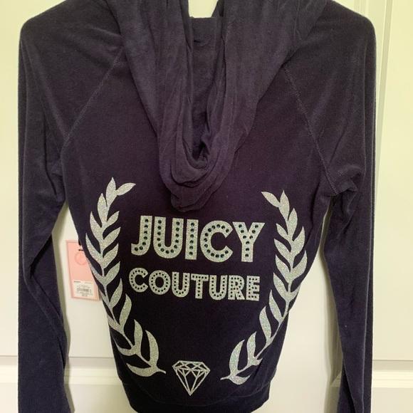 Juicy Couture Tops - Juicy Couture Sweatshirt